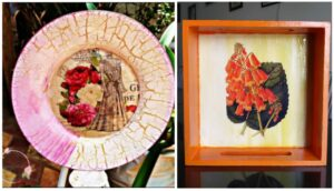 Reverse Decoupage and Image Transfer - Demo Live Session