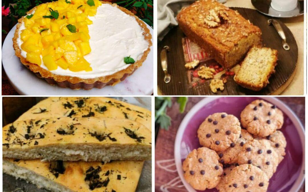 Baking Online Workshop