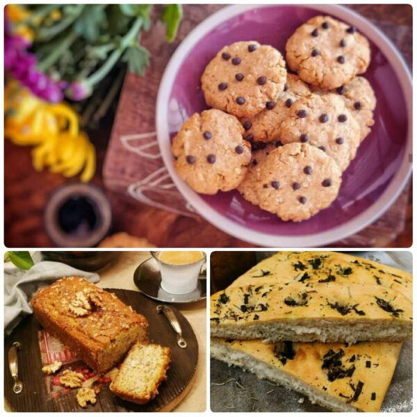 Baking Online Workshop