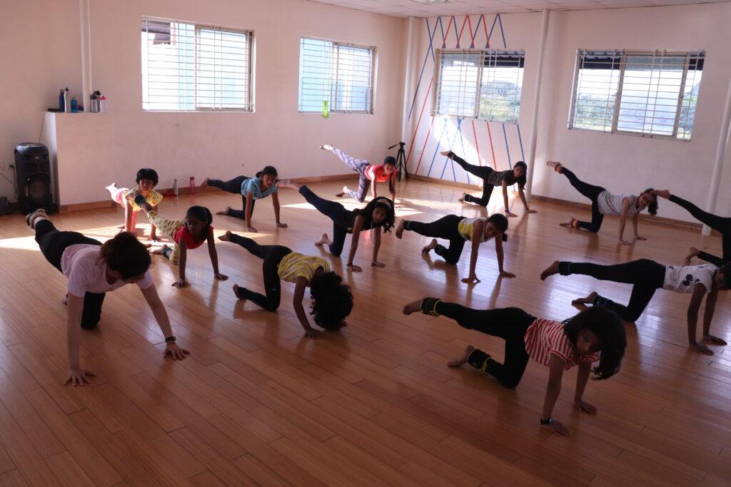 Contemporary Dance - online Classes