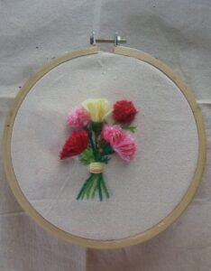 Embroidery Workshop - Free Live Session