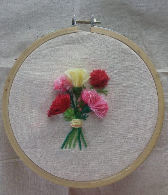 Embroidery Workshop – Free Live Session