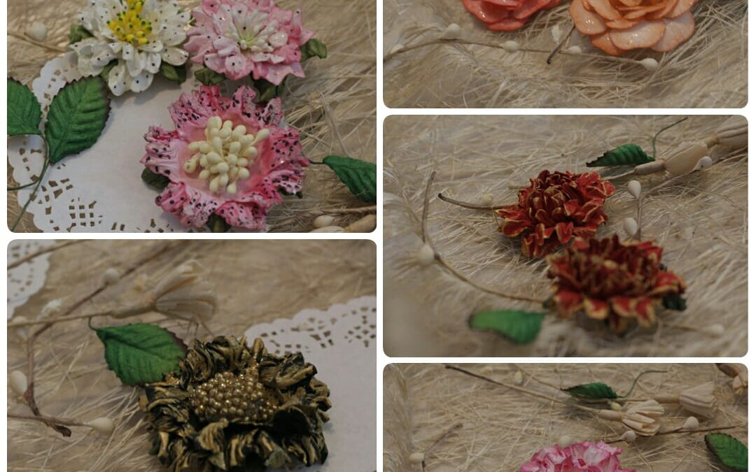 Paper Flower Making – Online Session