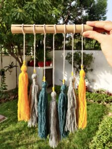 Macrame Wall Hanging - Free Live Session
