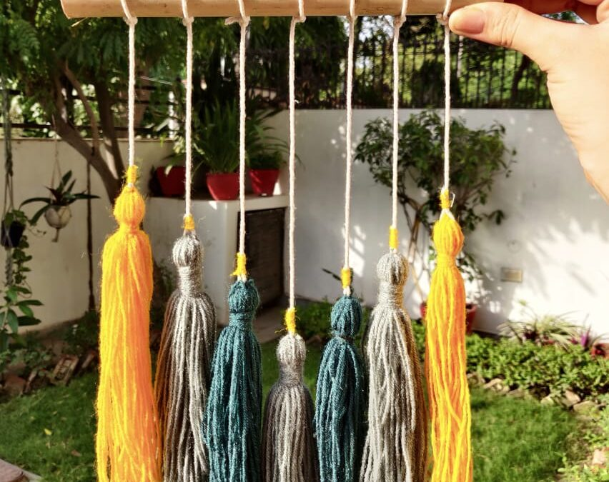 Macrame Wall Hanging – Free Live Session