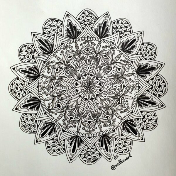 Mandala Art - Online Workshop