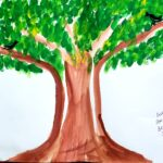 Mindfulness and self-expression through art