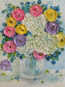 Impasto Painting- Online Workshop