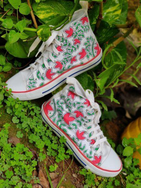Shoe Painting - Online Workshop