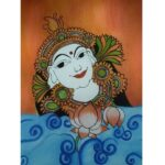 Kerala Mural Art Painting Workshop
