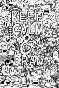Doodling workshop online