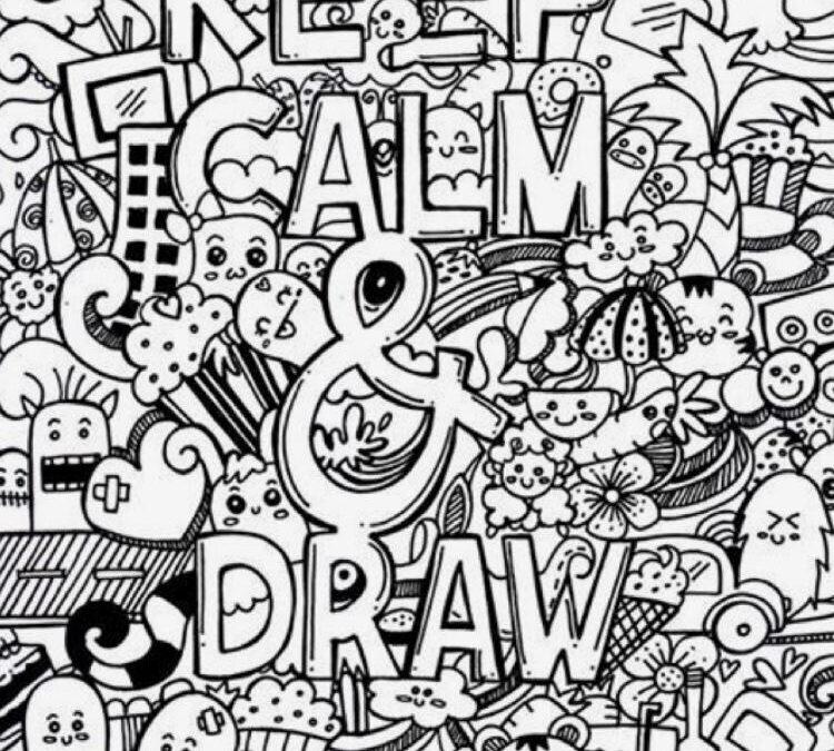 Doodling Workshop For Beginners Online