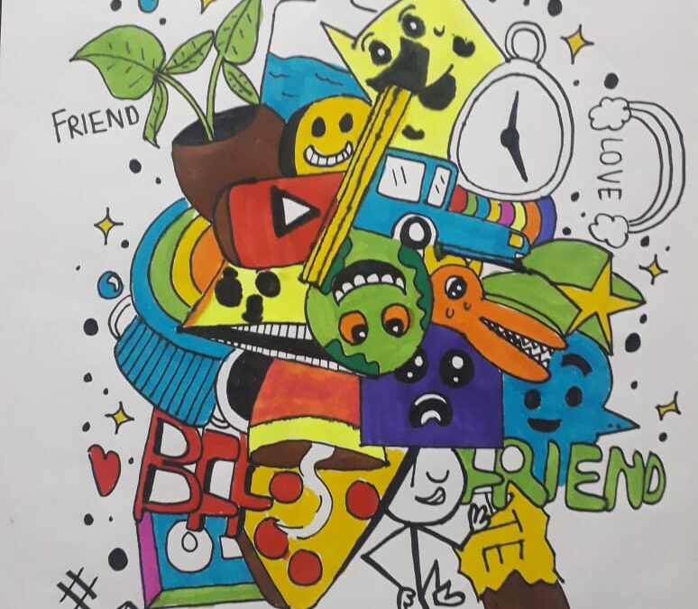 Kawai doodling with Friends – Free Session