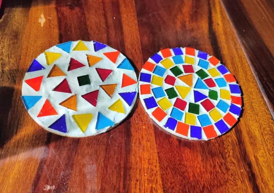 Mosaic Art – Online Workshop